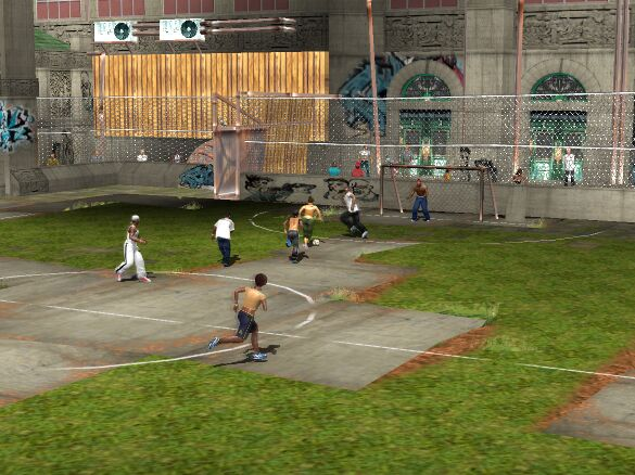 Urban FreeStyle Soccer (PC) Urban057